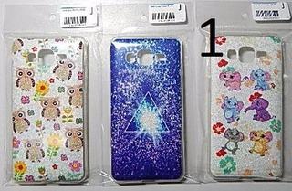 Capinha Celular Samsung Gran Prime G530 - Kit Com 3