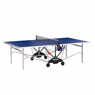 Mesa De Ping Pong Kettler Alemana Para Exterior De Aluminio