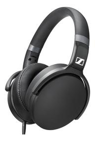 Sennheiser - Fone De Ouvido Headset On Ear 4.30g Black