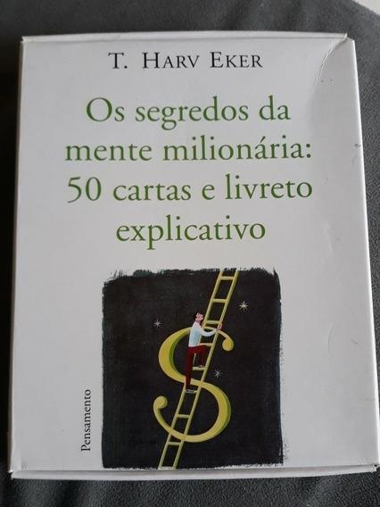 Os Segredos Da Mente Milionária - 50 Cartas E Livreto