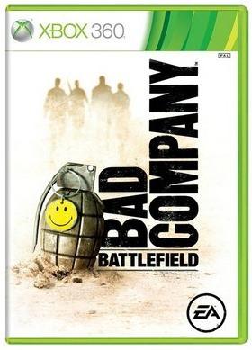 Battlefield Bad Company Xbox 360 Original Frete R$12