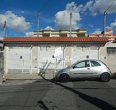 Sobrado Para Venda No Bairro Jardim Popular, 3 Dorm, 3 Suíte, 3 Vagas, 140 M, 116 M.so1258 - So1258