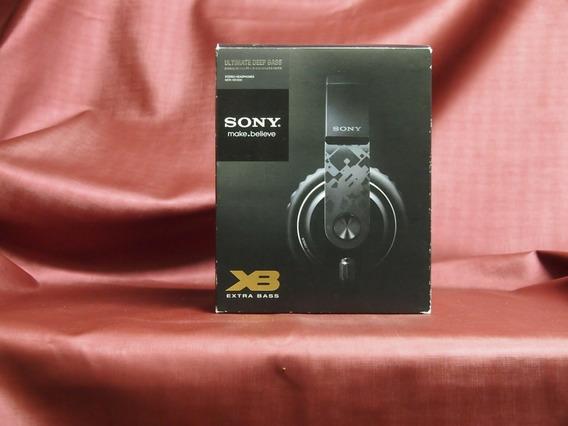 Fone De Ouvido Sony Mdr-xb1000 * Ultra-raro * Magnífico
