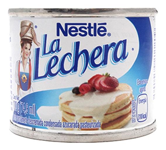 Lecherita Leche Condensada De 100 Gr