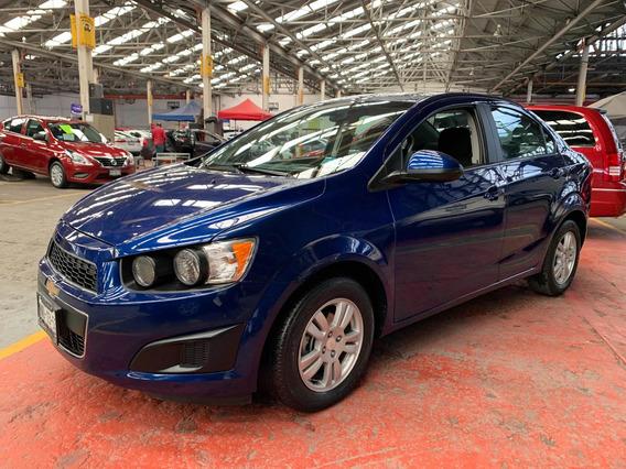 Chevrolet Sonic Lt Aut Ac 2013
