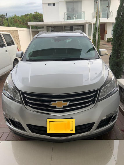 Chevrolet Traverse 2015 (entregada Agosto 2016)