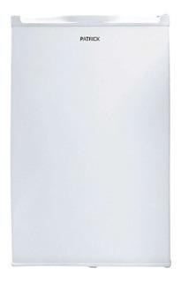 Heladera minibar Patrick HPK90 blanca 90L 220V