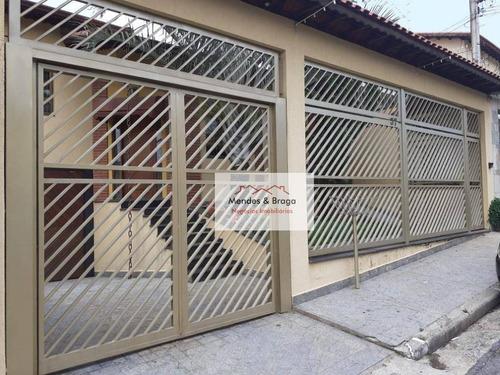 Sobrado São Miguel Paulista - So0200