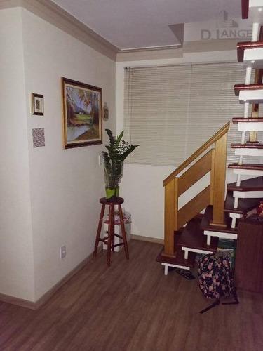 Imagem 1 de 18 de Cobertura À Venda, 104 M² Por R$ 500.000,00 - Jardim Nova Europa - Campinas/sp - Co0294