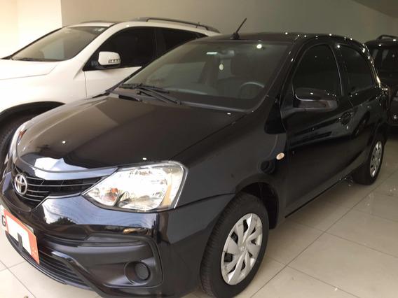 Toyota Etios 1.3 16v X Aut. 5p 2018
