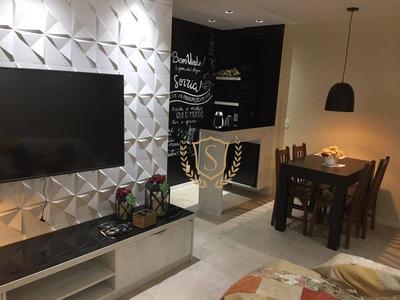 Apartamento Com 2 Dormitórios À Venda, 70 M² Por R$ 620.000 - Jardim Cascata - Teresópolis/rj - Ap0143