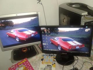 Monitores Samsung Y Hp