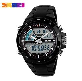 Relógio Skmei 1016 Masculino Digital/ Analógico Original