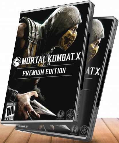 Random Steam Key + Mortal Kombat 10 X Premium Edition - Juego Pc Windows + Regalo