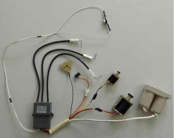Uce Comando Eletrônico Para Aquecedor In 2200 Inova Uce