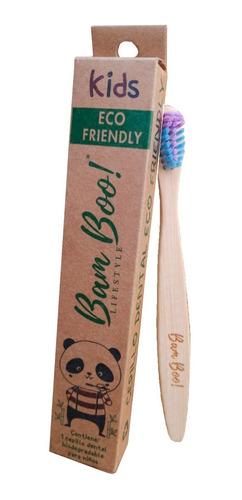 Cepillo Dental Biodegradable Kids De Bam Boo! Lifestyle® 2
