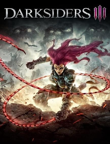 Darksiders 3 Pc - Steam Key (envio Já)