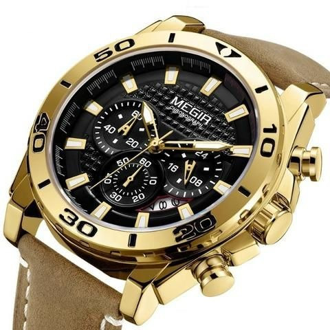 Relógio Megir 2094 Original Lançamento