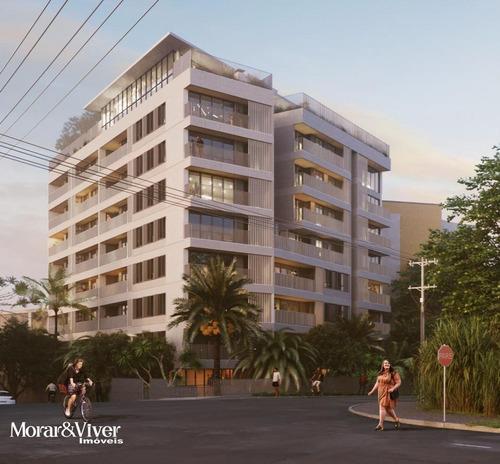 Imagem 1 de 15 de Apartamento Para Venda Em Curitiba, Água Verde, 2 Dormitórios, 1 Suíte, 2 Banheiros, 1 Vaga - Ctb0018_1-1775713