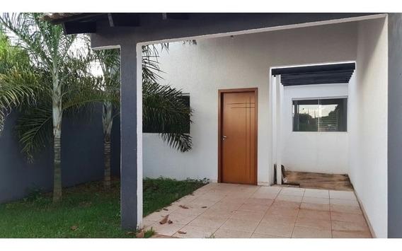 Casa Com 2 Quartos No Residencial Recanto Do Sol - 00771