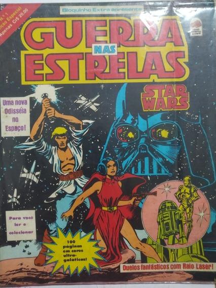 Hq Guerra Nas Estrelas Star Wars Bloch #1 - Frete Grátis