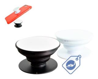 Sujetador Para Celular Pop Socket Para Sublimar 20 Piezas