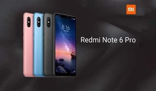 Xiaomi Redmi Note 6 Pro Liberado