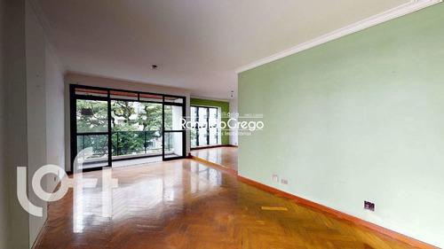 Apartamento Á Venda 3 Dorms, Jardim Paulista, Sp - R$ 2.66 Mi - V3363