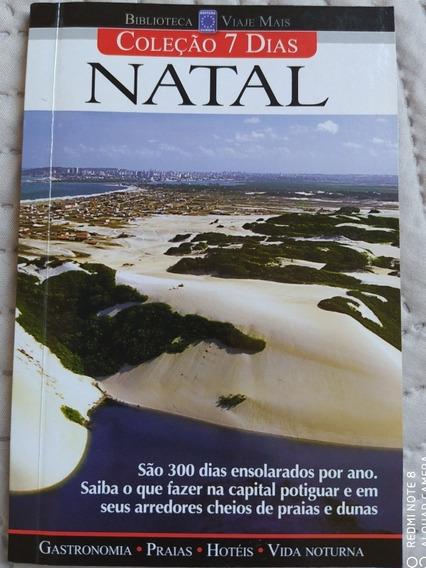 Livro Guia De Natal Rio Grande Do Norte Com Mapa - Ver Fotos