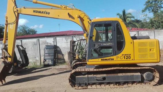Excavadora Pc-120