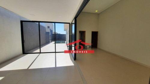 Imagem 1 de 30 de Casa Com 3 Dormitórios À Venda Por R$ 1.450.000 - Vila Aviação - (14) 99769-9789 - Ca1077
