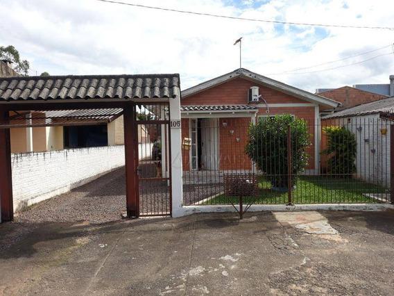 Casa Residencial À Venda, Campina, São Leopoldo. - Ca2496