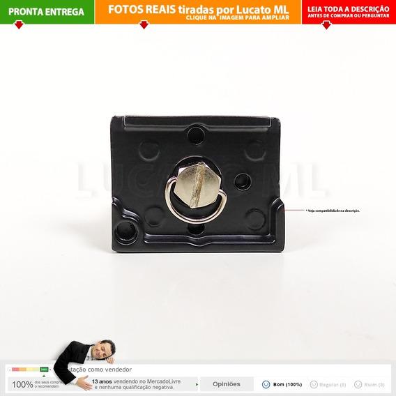 Base 200lt-pl P/ Manfrotto P/ Engate Rápido Veja Modelos Np