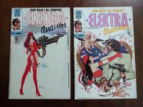 Elektra Assassina + Demolidor Homem Sem Medo