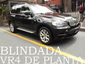 Bmw X5 2013 50ia Blindada Vr4 De Planta Blindaje Blindados