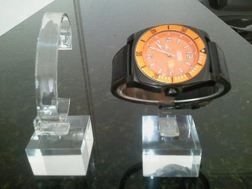 Expositor De Relógio Em Acrílico Luxo Unidade