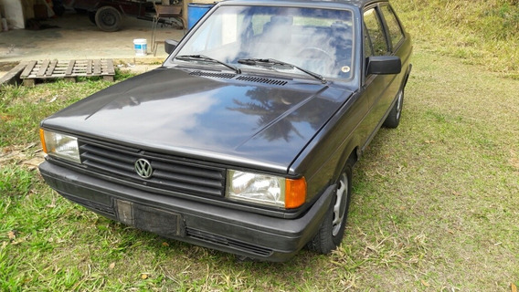 Volkswagen Voyage Voyage Lc