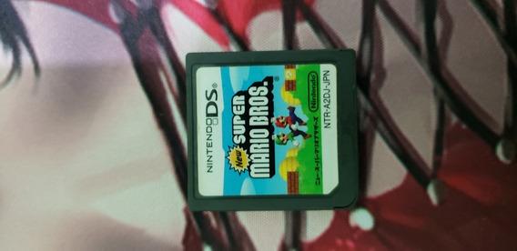 Nintendo Ds New Super Mario Bros. Original Ver.japão