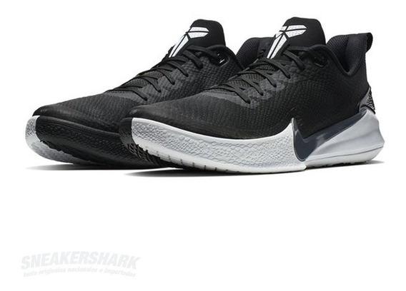 Nike Kobe Mamba Focus Black Envio Inmediato Sneakershark