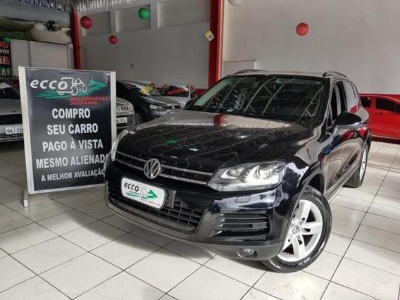 Volkswagen Touareg 3.6 V6 Fsi 4wd Gasolina Automático