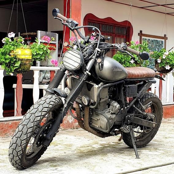 Yamaha Xt660r Custom Scrambler