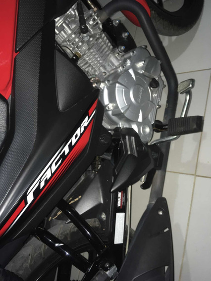 Yamaha Factor 125i Ed