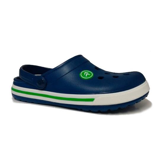 Zueco Atomik Footwear - 1986-182100289770500-azul