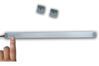 Bajo Alacena Led 1 Metro Alta Potencia Touch Tactil + Dimmer