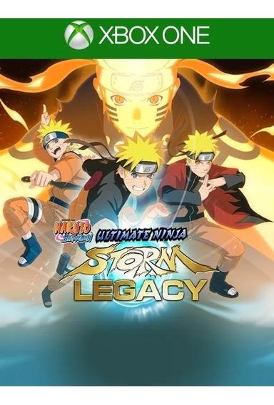 Naruto Shippuden Legacy Xbox One Digital Online