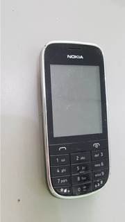 Celular Nokia Asha 202 Para Retirar Peças Os 17941