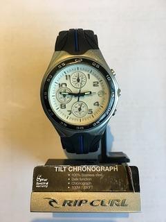 Reloj Rip Curl Tilt Chronograph Malla Nueva!!inmaculado!!!