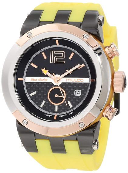 Reloj Mulco Bluemarine Mw5-1621-095 Femenino