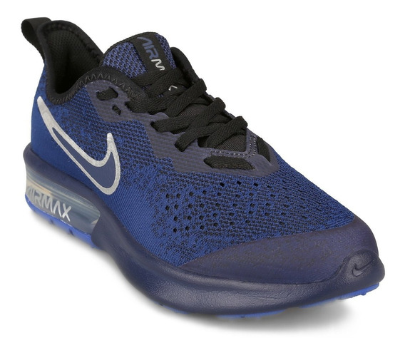 Zapatillas Nike Air Max Sequent 4 Rfl Gs