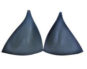 Tazas Soft Corpiño Triangulo Por Par S / Push Up Neg, Natur